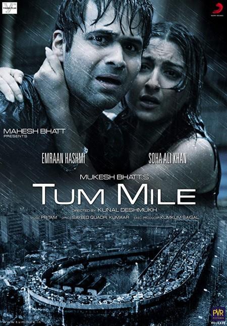 Tum Mile (2009) Hindi 720p WEB-DL x264 AC3 5.1 ESub-Sun George (Requested)