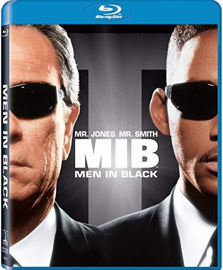 Men In Black 1997 REMASTERED 720p BluRay H264 AAC-RARBG