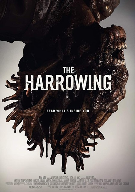 The Harrowing 2018 HDRip AC3 X264-CMRG