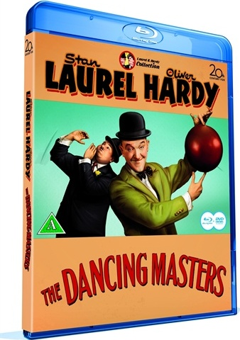 Laurel And Hardy Dancing Masters Comedy (1943) BRRip Eng Ger Pol Multi-Subs H264-DLW