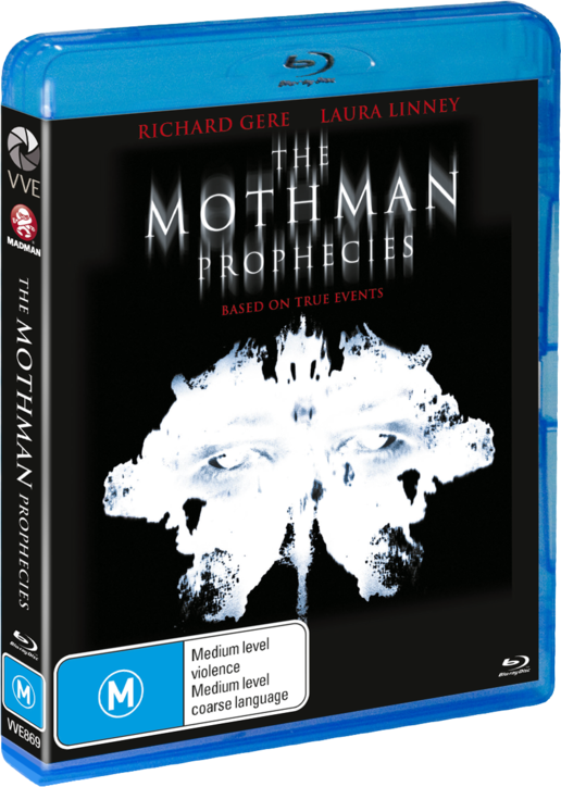 The Mothman Prophecies (2002) 720p BluRay H264 AAC  RARBG