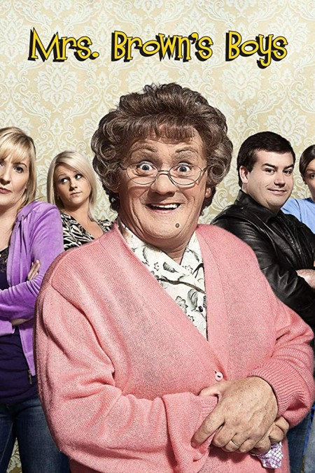Mrs Browns Boys S03E00 New Year Special 480p x264-mSD