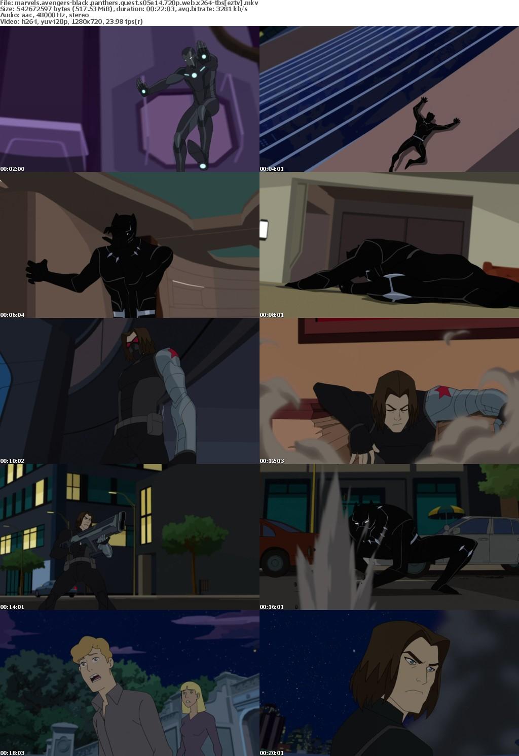 Marvels Avengers-Black Panthers Quest S05E14 720p WEB x264-TBS
