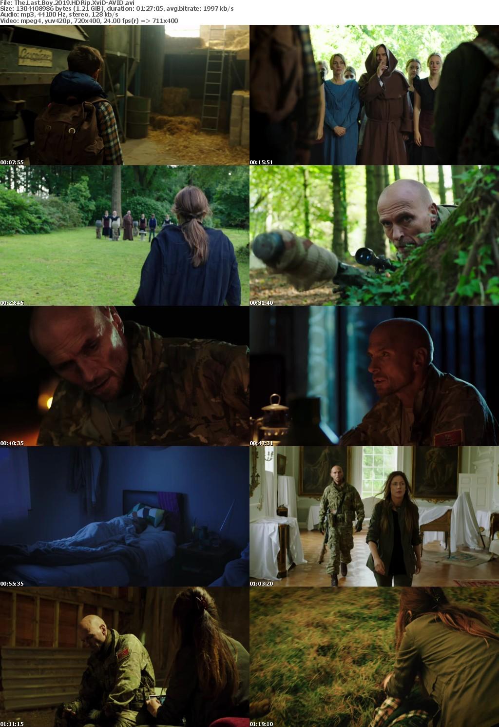 The Last Boy (2019) HDRip XviD-AVID