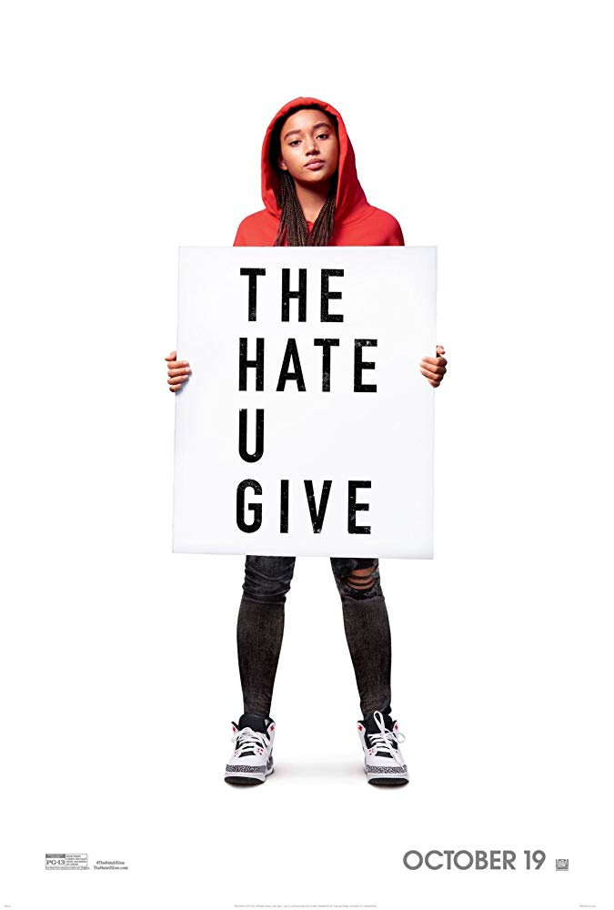 The Hate U Give 2018 HDRip AC3 X264-CMRG[TGx]