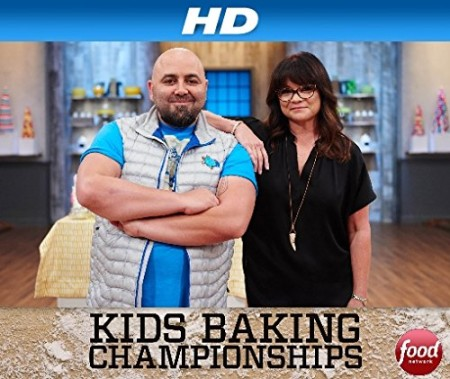 Kids Baking Championship S06E01 Bakin with Bacon WEBRip x264-CAFFEiNE
