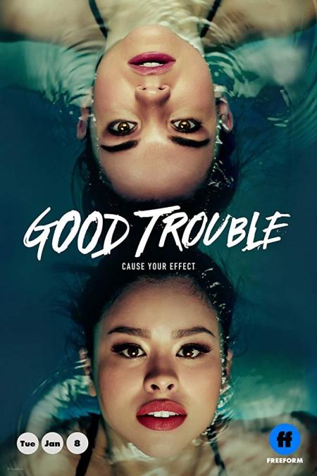 Good Trouble S01E01 DTLA HDTV x264-CRiMSON