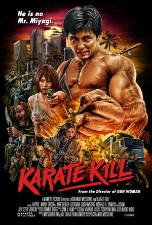 Karate Kill 2016 BRRip XViD - SHADOW[TGx]