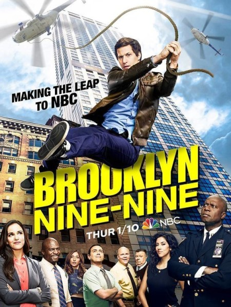 Brooklyn Nine-Nine S06E01 720p HDTV x264-KILLERS