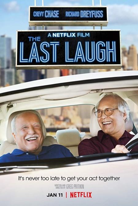 The Last Laugh 2019 HDRip XviD AC3-EVO
