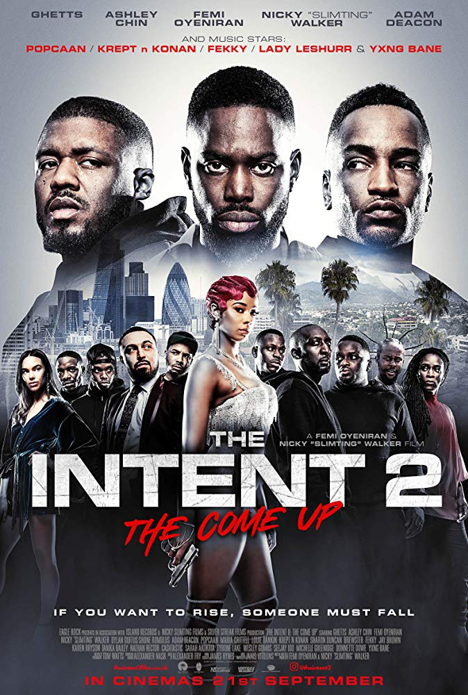 The Intent 2 The Come Up 2018 HDRip x264 AC3-Manning