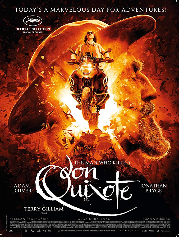The Man Who Killed Don Quixote 2019 BDRip XviD AC3-EVO