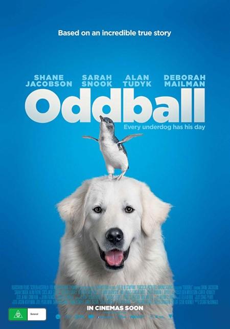 Oddball (2015) 720p BluRay H264 AAC-RARBG