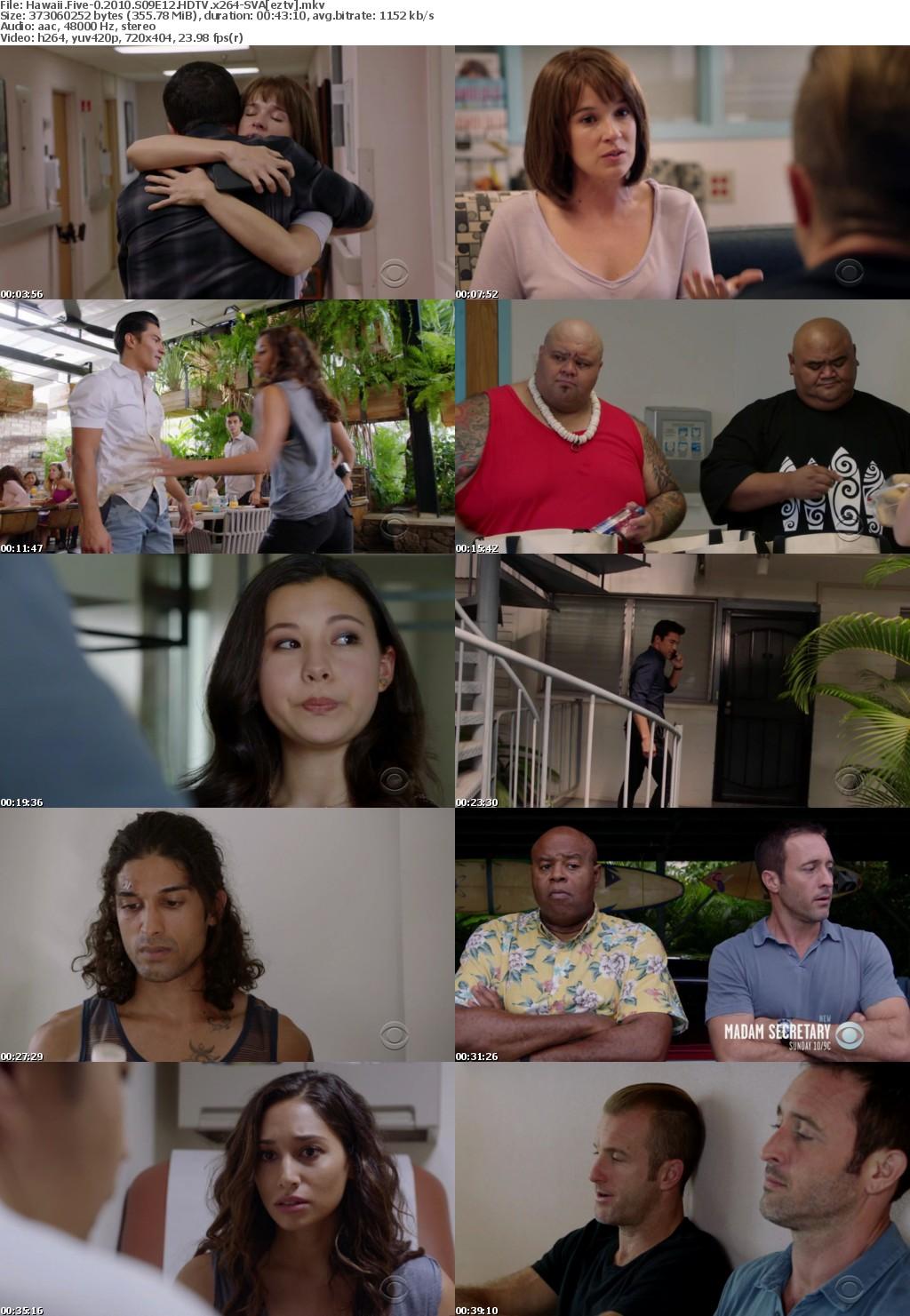 Hawaii Five-0 (2010) S09E12 HDTV x264-SVA