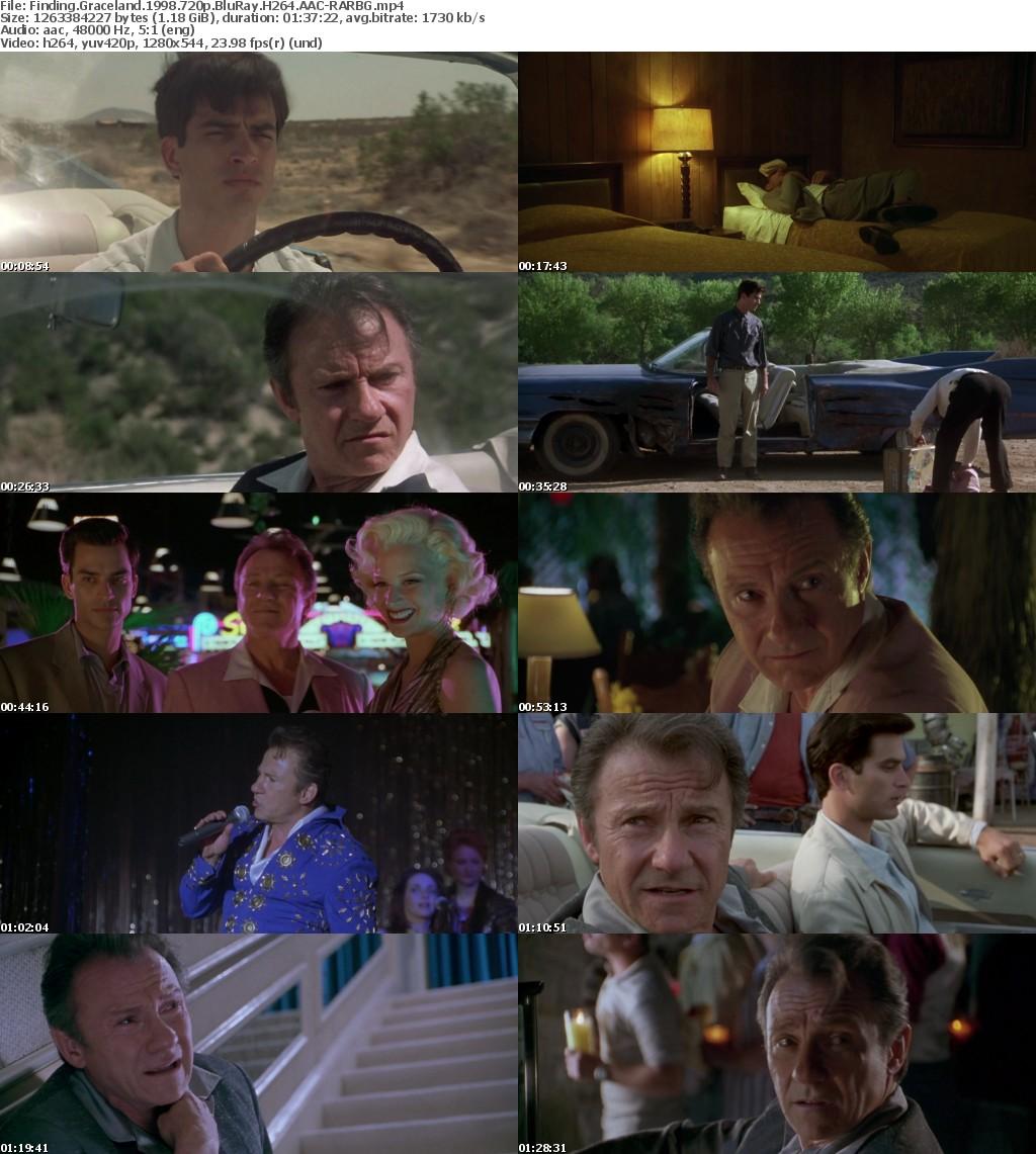 Finding Graceland (1998) 720p BluRay H264 AAC-RARBG