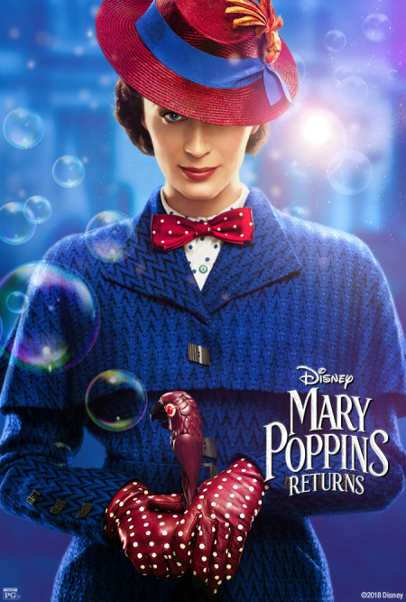 Mary Poppins Returns 2018 NEW HDTS XviD-AVID