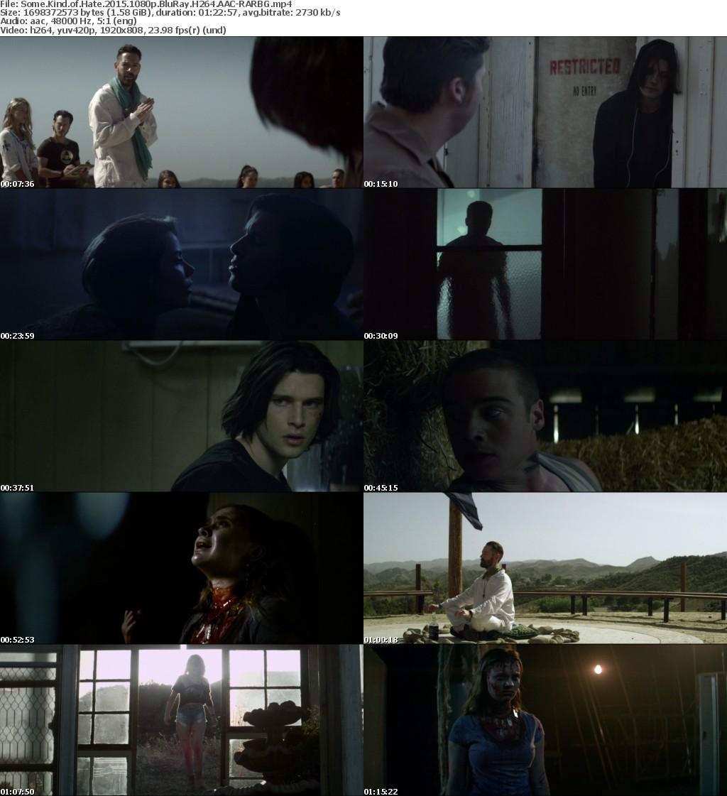 Some Kind of Hate (2015) 1080p BluRay H264 AAC-RARBG