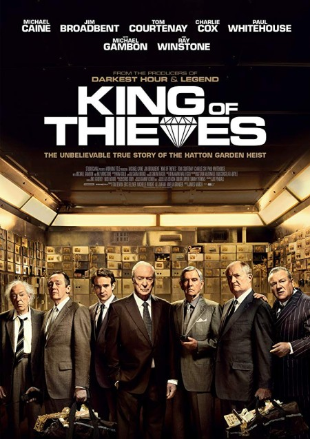 King of Thieves 2018 WEB-DL x264-FGT