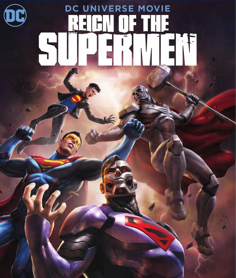 Reign of the Supermen 2019 HDRip AC3 X264-CMRG