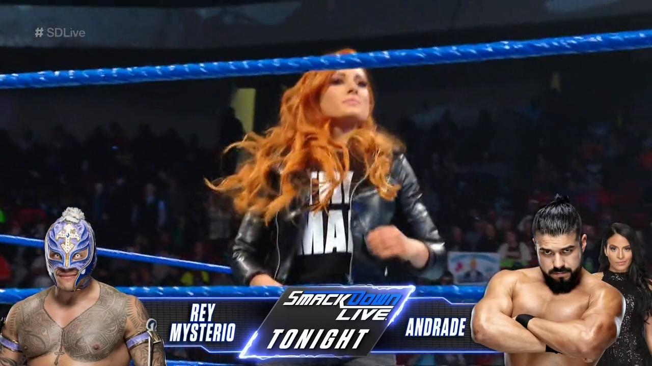 WWE Smackdown Live 2019 01 15 720p HDTV x264-KYR