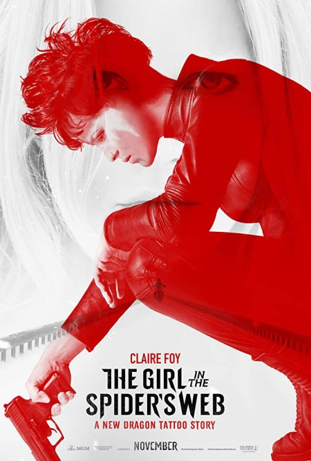 The Girl in the Spiders Web 2018 720p WEB-DL DD5 1 H264-CMRG