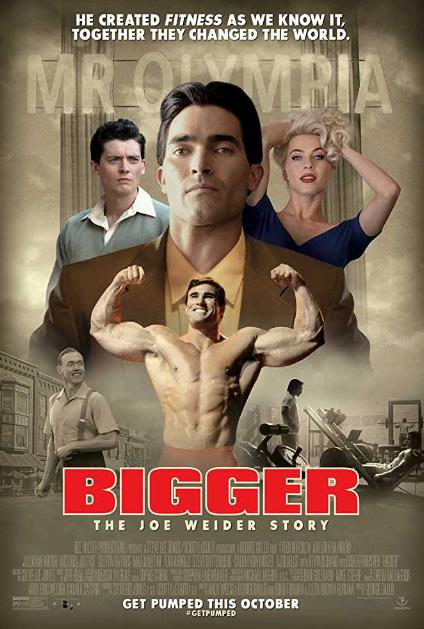 Bigger (2018) HDRip AC3 X264-CMRG