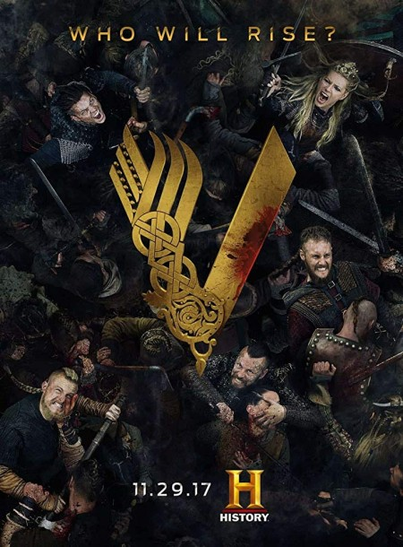 Vikings S05E18 Baldur 720p AMZN WEB-DL DDP5 1 H 264-NTb
