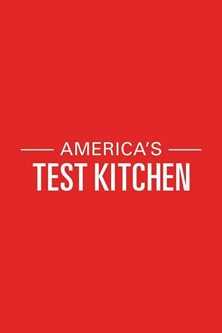 Americas Test Kitchen S19E02 Chocolate Delights HDTV x264-W4F