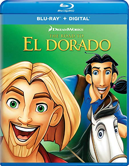 The Road to El Dorado (2000) 720p BluRay H264 AAC-RARBG