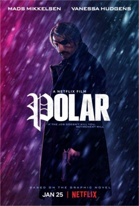 Polar (2019) HDRip XviD-AVID