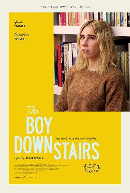 The Boy Downstairs (2017) BRRip XviD AC3-EVO
