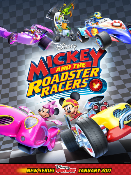 Mickey and the Roadster Racers S02E13 480p x264-mSD