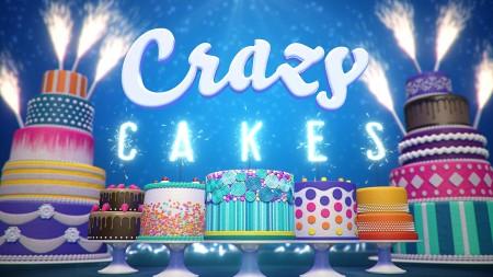 Crazy Cakes S02E01 Jaw-Dropping Fantasy Cakes WEB x264-CAFFEiNE