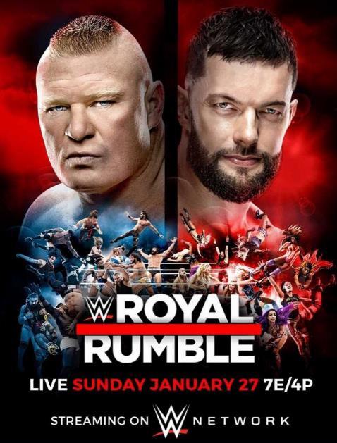 WWE Royal Rumble 27th January 2019 PPV WEBRip 480p  DLW