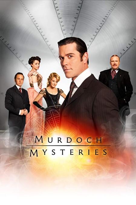 Murdoch Mysteries S12E07 Brothers Keeper 720p AMZN WEB-DL DDP2 0 H 264-NTb