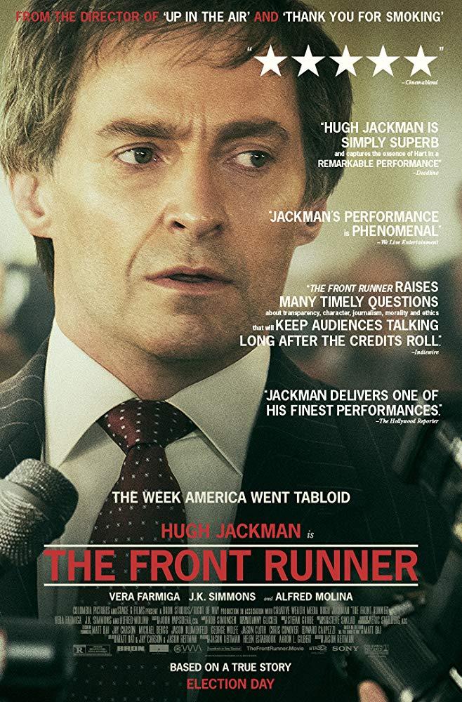 The Front Runner 2018 1080p BluRay H264 AAC-RARBG