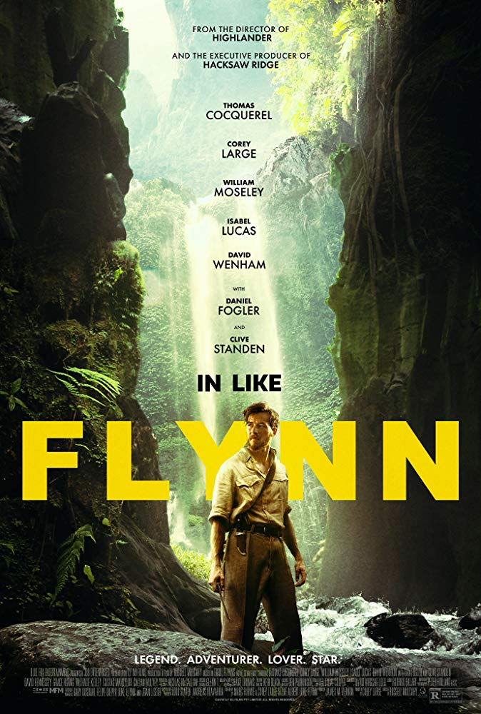 In Like Flynn 2019 HDRip XviD AC3-EVO