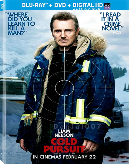 Cold Pursuit 2019 1080p HC KORSUB HDRip x264 AAC2 0 WoW