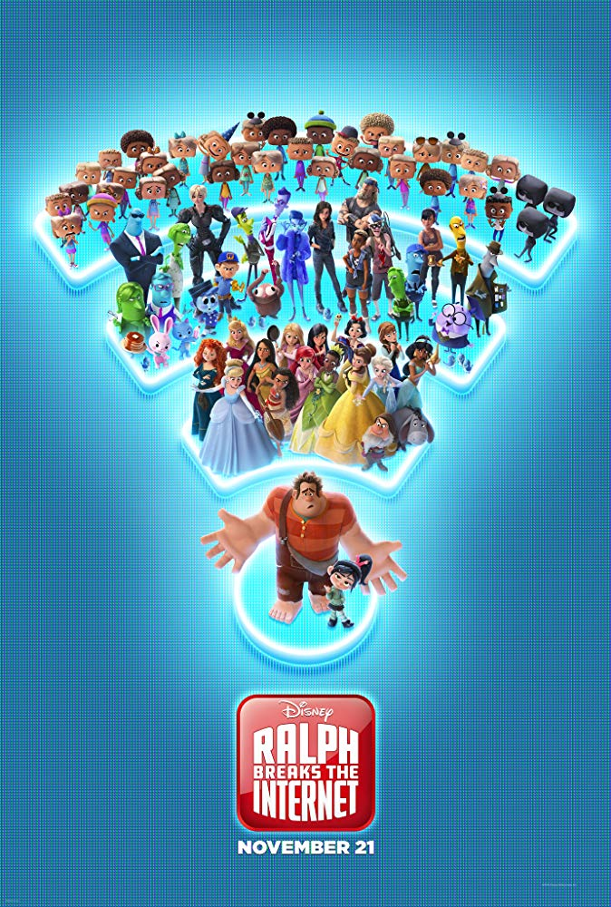Ralph Breaks the Internet 2018 1080p WEB-DL DD5 1 H264-FGT