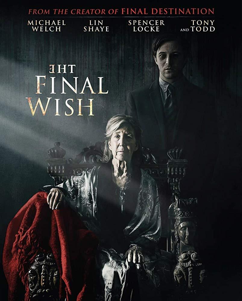 The Final Wish 2018 HDRip AC3 X264-CMRG [TD]