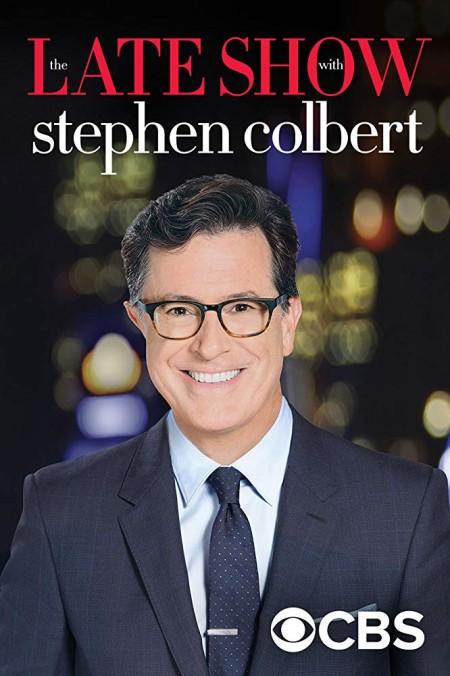 Stephen Colbert (2019) 02 11 John Oliver 480p x264-mSD