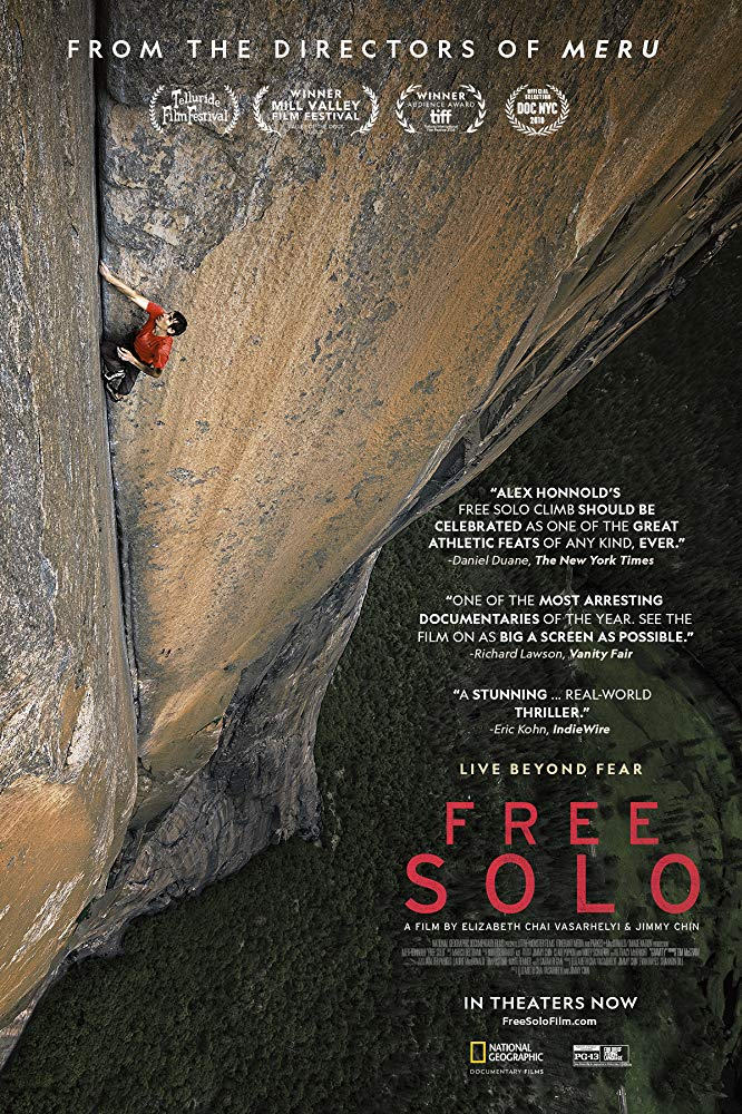 Free Solo 2018 WEB-DL XviD MP3-FGT