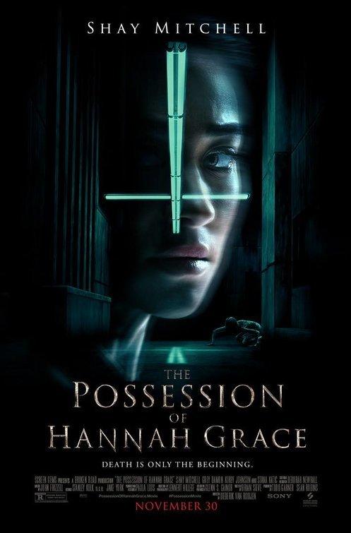The Possession of Hannah Grace 2019 DVDRip XviD AC3-EVO