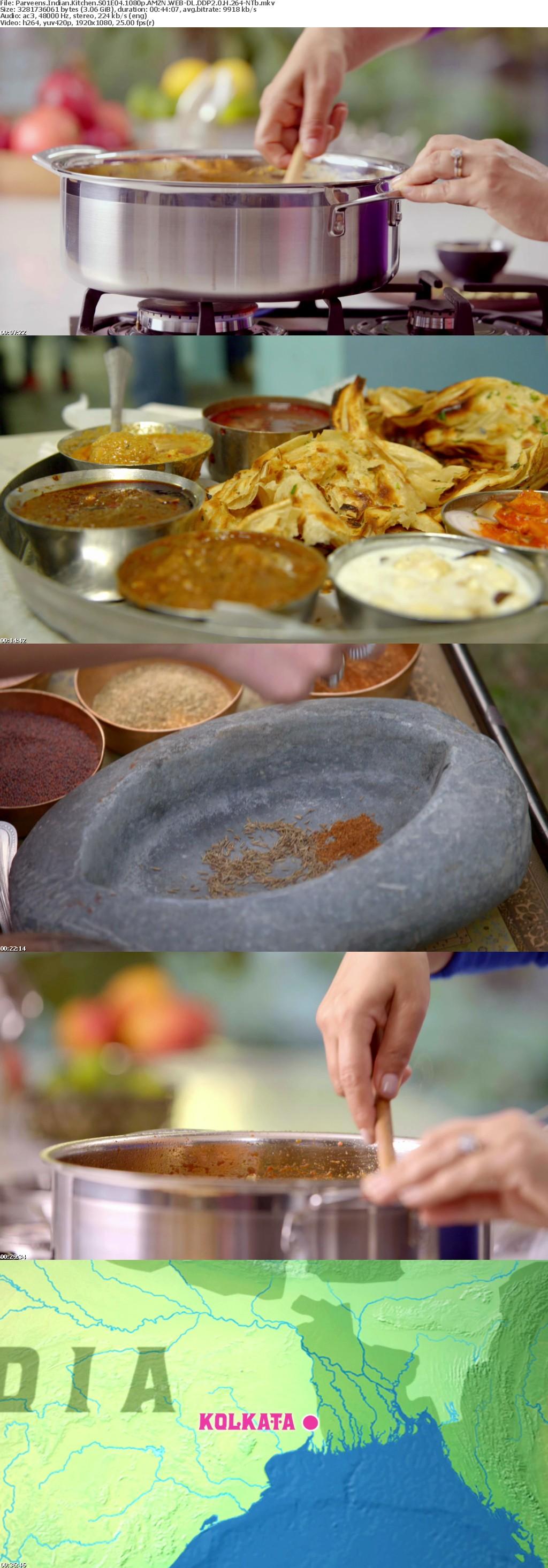 Parveens Indian Kitchen S01E04 1080p AMZN WEB-DL DDP2 0 H 264-NTb