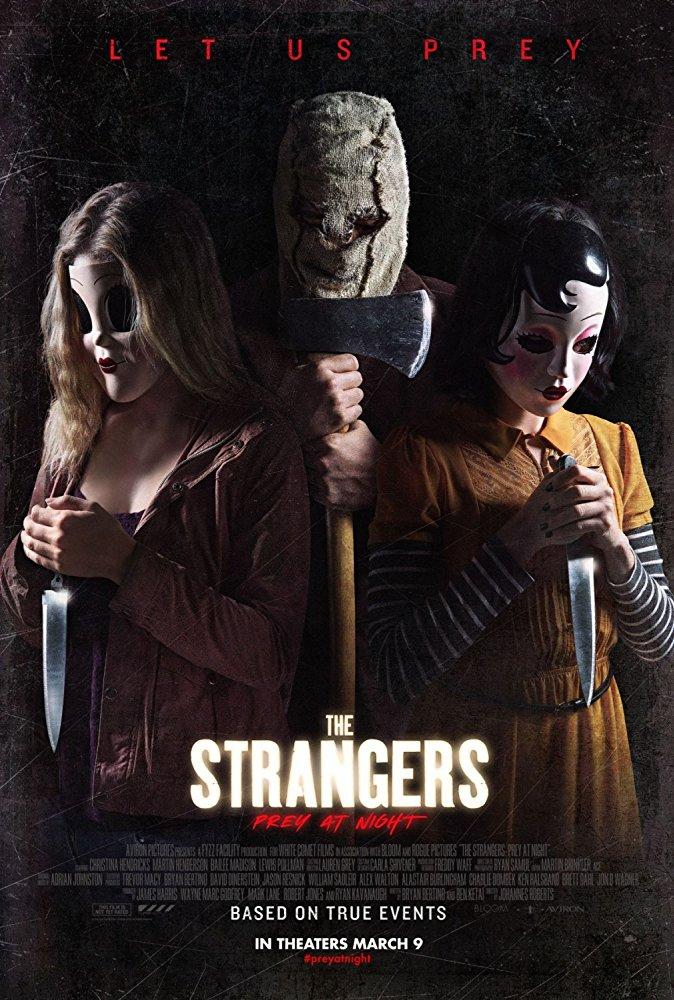 The Strangers Prey at Night 2018 [BluRay] [720p] YIFY