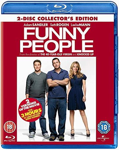 Funny People (2009) 720p BRRip x264  Obey