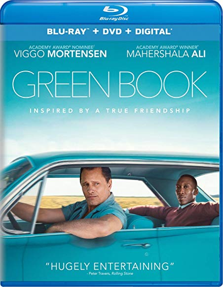 Green Book (2018) 1080p BluRay x264 DTS MW