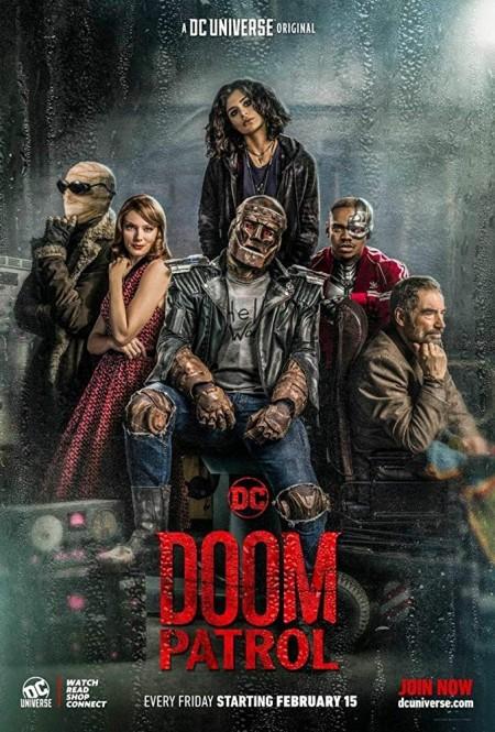 Doom Patrol S01E01 WEB x264-PHOENiX