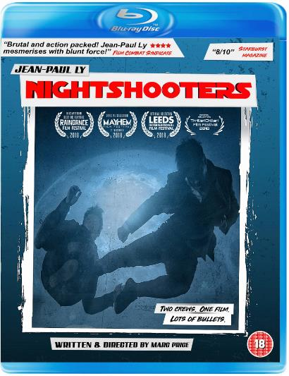 Nightshooters (2018) BDRip AC3 X264  CMRG
