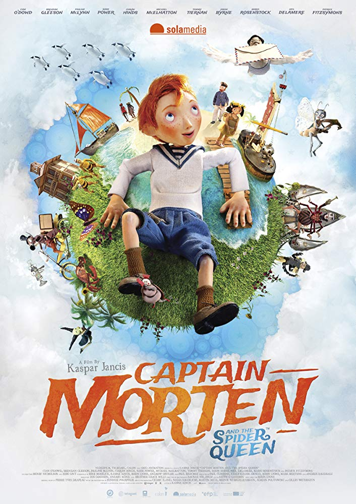 Captain Morten and the Spider Queen 2018 HDRip AC3 X264-CMRG[EtMovies]